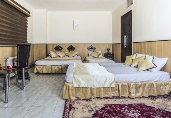 هتل طوطیا