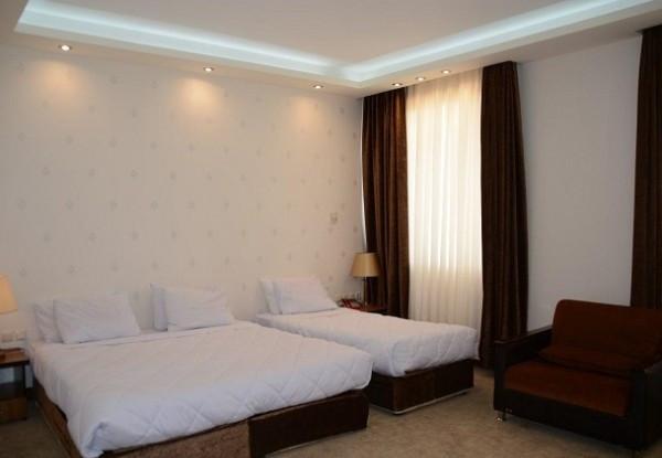 هتل زنبق