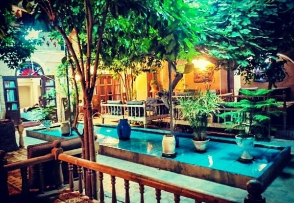 هتل سنتی سروش